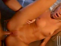 Pretty Keri Sable gets fucked in her ass by a doctor