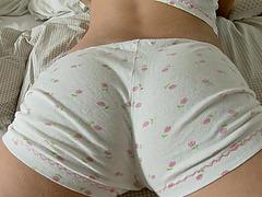 Have masturbate in pajamas sex