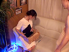 Charming Kanno allows the customer to explore her innermost depths