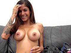 Twing lesbian horny fuckin