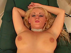 Beautiful Blonde with Big Natural Boobs Sophie Dee Squirts in POV