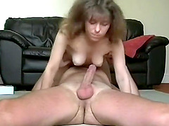 Horny wife sucking and fucking on cam