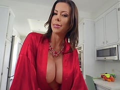 extraordinary Alexis Fawx adores strong orgasm and her friend's juice