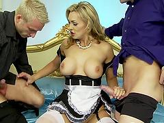 Tanya tate anal